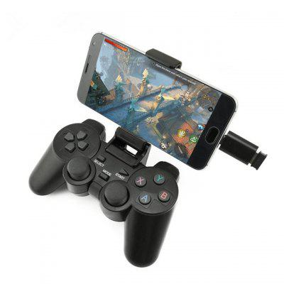 PC Gamepad Joystick Smartphone OTG PS3 TV Android Phone 2.4G Gamepad