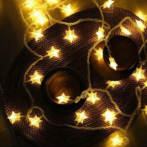Led Star Lights Flashing Starry String Wedding Holiday Room Christmas Decoration Photo Props Gearbest
