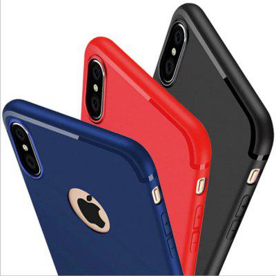Coque pour téléphone portable Xr Ultra-mince Tpu Mat Coquille souple 7plus Sleeve Protection Protection Iphone Xs Max