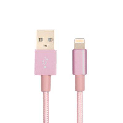 MFI Certified Data Cable For iPhone XS / XR / 8 / 7 / 6 Mobile Lightning Charging Cable
