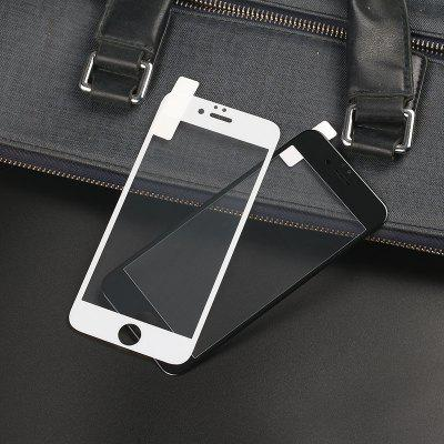 Mobile Phone Tempered Glass Film Silk Screen Full Screen Protection Film for iPhone 6 / 6 Plus / 8 / 7 Plus