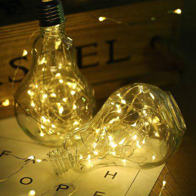 LED decoratieve koperdraad Starry Solar Light String