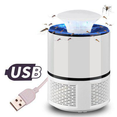 USB Photocatalyst Lampă de țânțari Acasă Fly Tantar repellent cu LED-uri Killer Killer