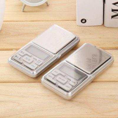 Jewelry Scale Mini Pocket Electronic Scale Mobile Phone Scale Palm Electronic Said Super Standard 0.01g