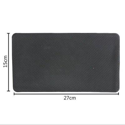 Car Mat Centrul Consola Telefon auto Anti-alunecare Pad Car Decoration Parfum de stocare Mat
