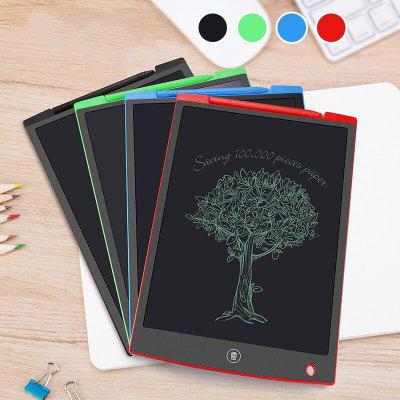 New 12 Inch LCD Electronic Creative Writing Board Children Early Education Graffiti Drawing Message Painting