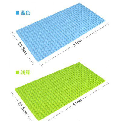 Large Particle Building Block Bottom Plate 512 Hole Children Assembled Oro Multi-block Super Large Floor