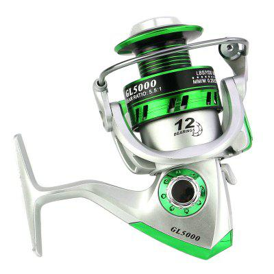 Fishing Reel Fishing Reel Sea Pole Set Fish Wheel Fish Line Round Sandpiper Fishing Road