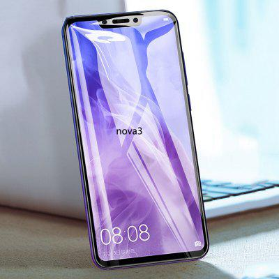 Mobile Phone Protection Glass Film Tempered Film Full Screen Silk for Huawei Nova3i