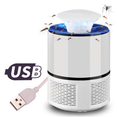 USB Photocatalyst Mosquito Lamp Home Fly Mosquito Repellent LED Mosquito Killer