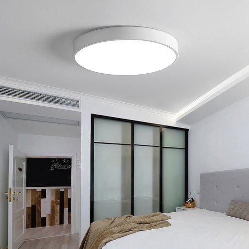 super popular 678b9 65133 Nordic Creative Round LED Ceiling Lamp Simple Modern Living Dining Room  Bedroom Lights