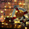 Christmas Lights Round Ball Led String Battery Star Lights Holiday Small Lights String Lights Remote Control USB Lights - 2 METERS 10 LIGHT BALL - WARM COLOR - BATTERY