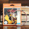 Alice A206 Acoustic Guitar String Struny do gitary akustycznej Alice Guitar String 1 String 2 String 3/4/5/6 String String - CIąG A-206-6