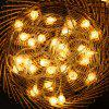 Led USB Section Ball Bubble Christmas Lantern Decorative Light - NEED OTHER COLORS