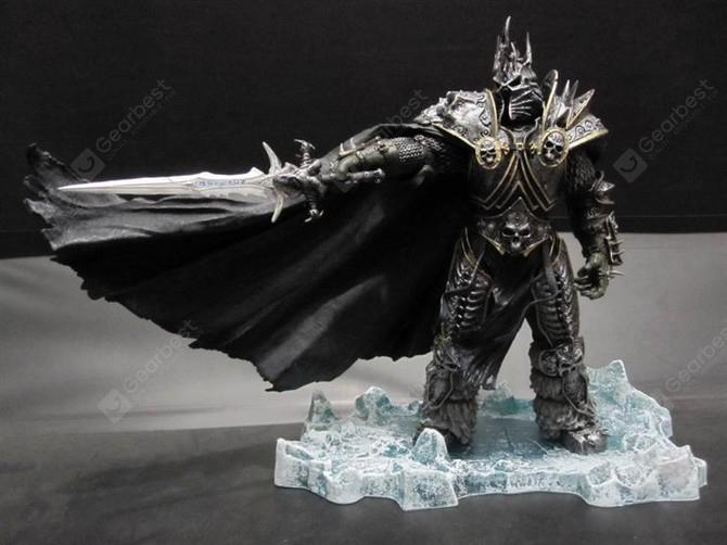 "Képtalálat a következőre: ""Westwood Anime Hand-made Toy World Of Warcraft DC7 Lich King"""