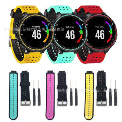 Smart Silicone Watch Strap Replaceable Wristband Sports Heart Rate Strap