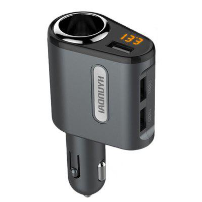 One for Two 3.1A Phone Car Charger