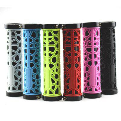 Water Cube Sets The Road Bike Grip Mountain Bike Handles Double Lock Ultra Light Deputy Handlebars