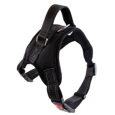 Medium Large Dog Collar Chest Strap Traction Rope