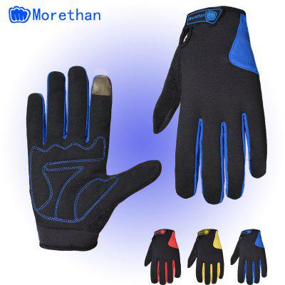 Full Finger Touch Screen Windproof Warm Gloves Motorcycle Mountain Bike Bicycle Riding Gloves Outdoor Ski Gloves