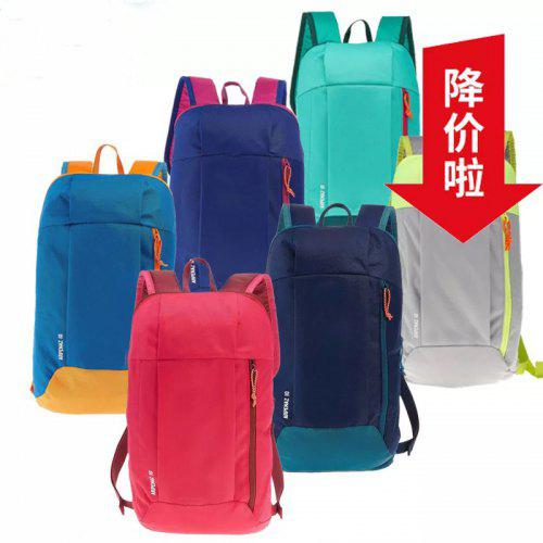 Korean Casual Sports Burden Men and Women Backpack -  9.64 Free  Shipping 2652ab9d7772a