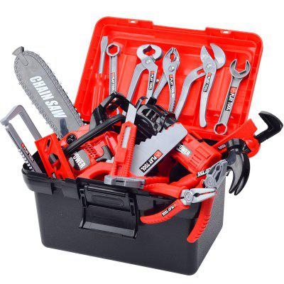 Children's Toolbox Set Baby Simulation Repair Tool Electric Drill Screwdriver Repair House Toy Boy