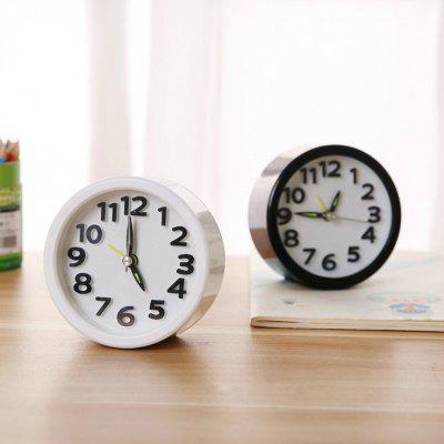 260 Office Desk DIY Personality Cute Small Alarm Clock
