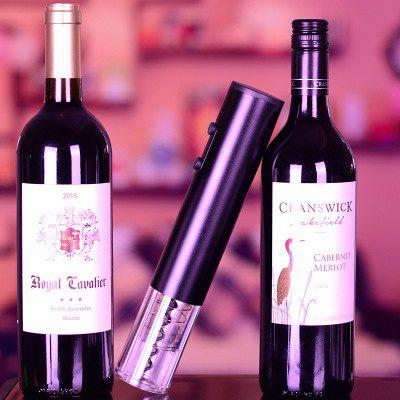 Electric Wine Bottle Opener Automatic Wine Set Dry Battery Version