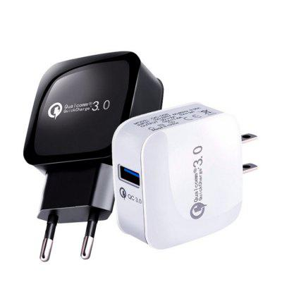 QC3.0 Charger Mobile Phone Fast Charge Charger Travel Charge QC3.0 Fast Charge Usb Charging Head