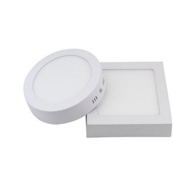 LED Wall Mounted Panel Light Round Anti-fog Ceiling Mounted Downlight Hotel Kitchen Ceiling Spotlight