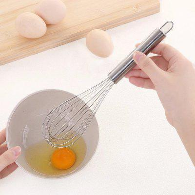 Stainless Steel Egg Beater Manual Hand Blender Kitchen Cooking Gadgets And Dough Mixer Baking Tools