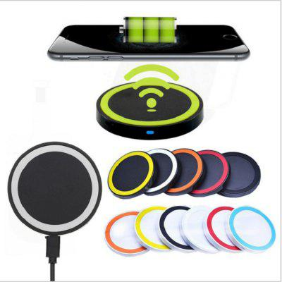 Q5 Wireless Charger QI Standard Charger Transmitter Wireless Charger for Mobile Phone
