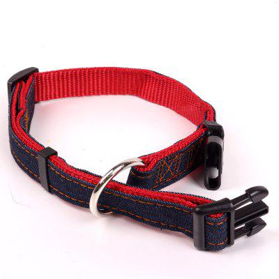 Cowboy Dog ​​Chain Dog Rope Dog Collar Traction Rope Chest Strap Pet Supplies