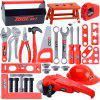 Set de instrumente pentru copii Set Baby Simulation Tool de reparare Electric Drill Screwdriver Repair House Toy Boy - [TOOLBOX] 43 SETURI + 7 UNELTE ELECTRICE