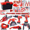 Set de instrumente pentru copii Set Baby Simulation Tool de reparare Electric Drill Screwdriver Repair House Toy Boy - LANTERNA ELECTRICă