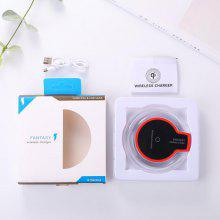 K9 Wireless Transparent Crystal Charger for Android Mobile Phone