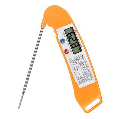 Foldable Electronic Cooking Food Meat Thermometer