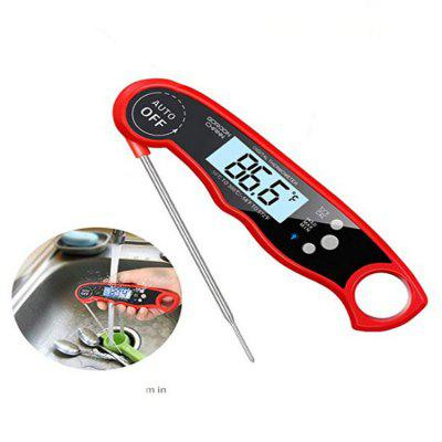 Foldable Probe Barbecue Barbecue Thermometer Kitchen Food Electronic Probe Thermometer