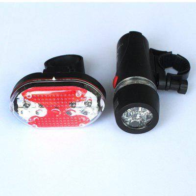 Bicycle Tail Light Lamp Riding Equipment for Mountain Bike
