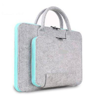 Simple Notebook Felt Computer Bag Casual Fashion Liner Felt Computer Bag