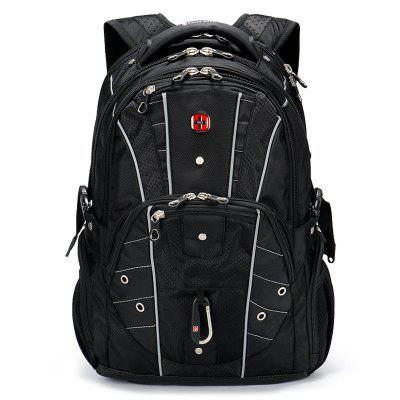 SWISSGEAR Swiss Army Knife Backpack Backpack Laptop Bag 17.3 Inch Backpack Backpack Male