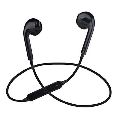 9f2f221fd6e S6 Bluetooth Headset Stereo Earphones Ears Wireless Mini Sports Headphones  for Entertainment | Gearbest
