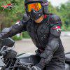 PRO Knee-shoulder Motorcycle Riding Suit Shatter-resistant Breathable Racing Armor Clothing Off-road Racing Suit Riding Protective Gear - XXL