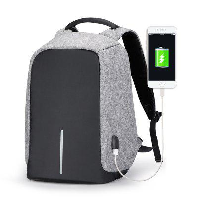Snigir New Computer Backpack Korean Fashion Anti-theft Computer Bag Men And Women Shoulder Bag School Bag External Punch