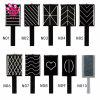 Nail Cat Eye Nail Polish Tool Cat Eye Magnet 3D Magnet Pattern Magnetic Nail Products - NO. 4 BLACK MAGNETIC
