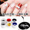 Nail Drawing Rubber Carving Flower Painting Nail Oil Glue Painting Pull Nail Polish Gelatin Gel DIY Light Therapy Pull Glue - 1# PULL GLUE WHITE