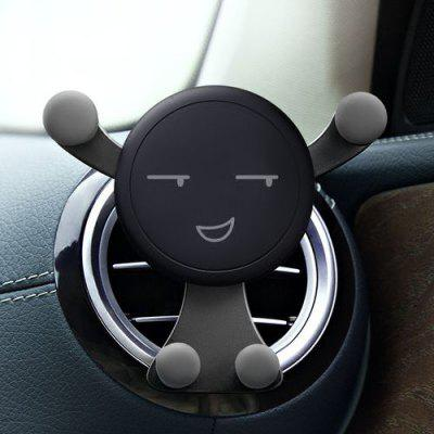 Car Holder Smartphone Mobile Phone Holder  Universal Air vent Holder Stand No Magnetic Car Phone Holder For IPhone GPS