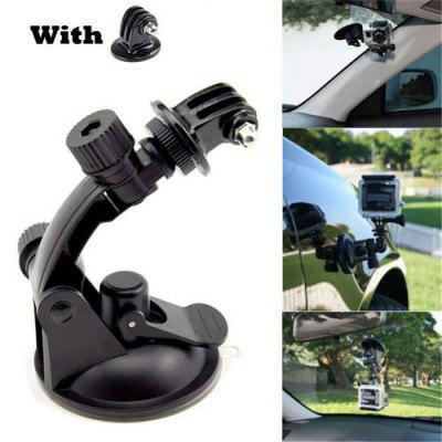 Accessories Windshield Suction Cup Camera Mount DVR Holders for Gopro Hero Sjcam Sj4000