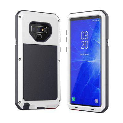 Mobile Phone Waterproof Case Note9 Protective Cover Anti-fall Three Shell for Galaxy Note9