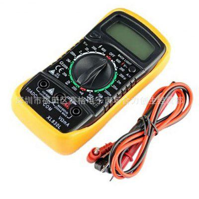 XL830L Digital Multimeter With Beep Automatic Shutdown Full Protection Multimeter